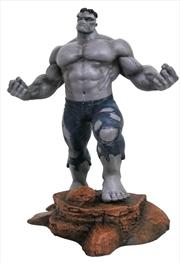 Hulk - Grey Hulk PVC Gallery Statue SDCC 2018 Exclusive