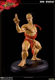 Street Fighter - Oro 1:4 Scale Statue