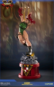 Street Fighter - Cammy 1:4 Scale Statue