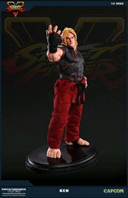 Street Fighter V - Ken Masters 1:4 Scale Statue