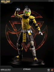 Mortal Kombat - Klassic Cyrax 1:4 Scale Statue
