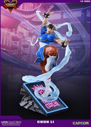 "Street Fighter V - Chun Li V-Trigger 17"" 1:6 Scale Statue | Merchandise"