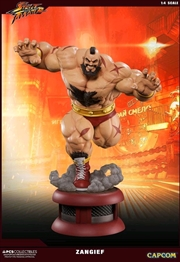 Street Fighter - Zangief 1:4 Scale Statue