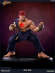 Street Fighter IV - Evil Ryu 1:4 Scale Statue