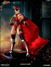 Street Fighter IV - Shadaloo Cammy 1:4 Statue