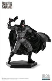 Suicide Squad - Batman 1:10 Scale Statue
