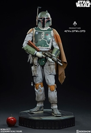 Star Wars - Boba Fett Legendary 1:2 Scale Statue