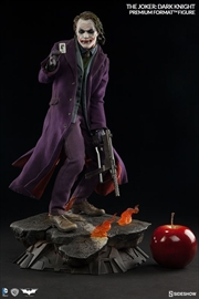 Batman: The Dark Knight - Joker Premium Format 1:4 Scale Statue | Merchandise