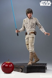 Star Wars - Luke Skywalker Episode V The Empire Strikes Back Premium Format 1:4 Scale Statue | Merchandise