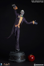 Batman: Arkham Asylum - Joker Premium Format 1:4 Scale Statue | Merchandise