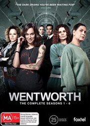 Wentworth - Season 1-6 | Boxset