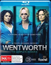 Wentworth - Season 6