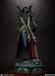 Court of the Dead - Mortighull Risen Reaper General Premium Format 1:4 Scale Statue