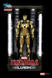 Iron Man 3 - Hall of Armour Mark XXI Model Kit Vignette   Merchandise