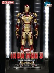 Iron Man 3 - Hall of Armour Mark XLII Model Kit Vignette | Merchandise