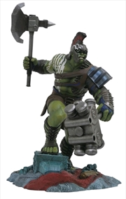 Thor 3: Ragnarok - Hulk PVC Diorama | Merchandise