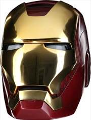 Avengers - Iron Man Mark VII Helmet