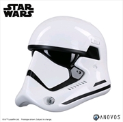 Star Wars - First Order Stormtrooper Episode VIII The Last Jedi Premier Helmet