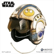 Star Wars - Rey's Salvaged X-Wing Helmet