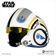 Star Wars - Poe Dameron Blue Squadron Helmet | Collectable