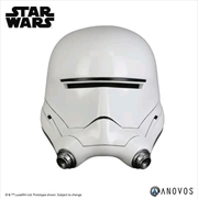 Star Wars - First Order Flametrooper Helmet