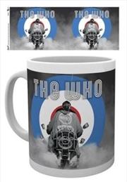 The Who - Quadrophenia Mug