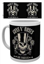 Guns N Roses Los Angeles Mug