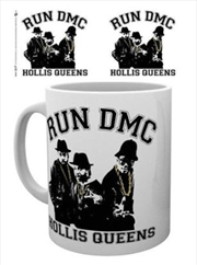 Run DMC - Hollis Queens Mug | Merchandise