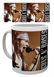 Guns N Roses Axel Mug | Merchandise