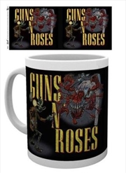 Guns N Roses Attack Mug