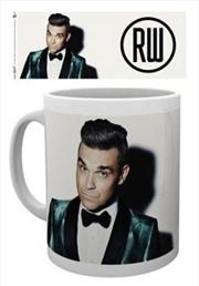 Robbie Williams Tuxedo Mug   Merchandise