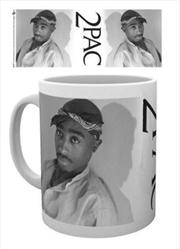 Tupac  Shirt Mug