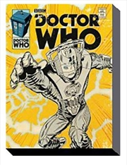 Doctor Who - Cyberman 60X80 Season: Everyday | Miscellaneous