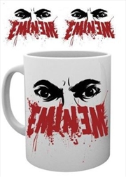 Eminem Eyes Mug | Merchandise