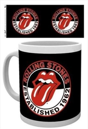Rolling Stones Established Mug