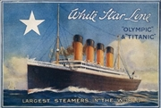 Titanic White Star Line Print | Miscellaneous