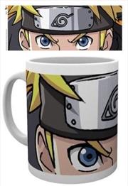 Naruto Shippuden Face Mug