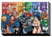 DC Comics - Justice League 85X120