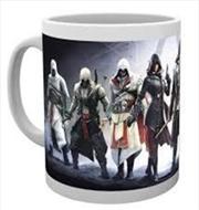 Assassins Creed Assassins Mug   Merchandise