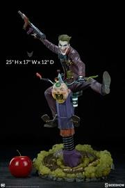 Batman - Joker Premium Format 1:4 Scale Statue