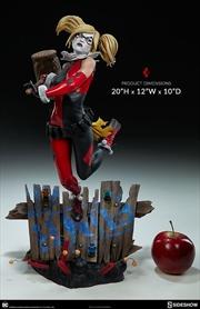 Batman - Harley Quinn Premium Format 1:4 Scale Statue