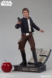 Star Wars - Han Solo Premium Format 1:4 Scale Statue | Merchandise