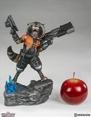 Guardians of the Galaxy - Rocket Raccoon Premium Format 1:4 Scale Statue | Merchandise