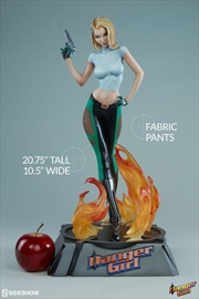 Danger Girl - Abbey Chase Premium Format 1:4 Scale Statue
