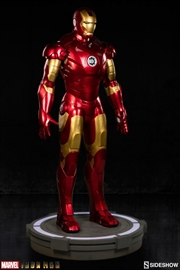 Iron Man - Mark III Life Size Statue