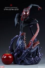 Spider-Man - Miles Morales Premium Format 1:4 Scale Statue