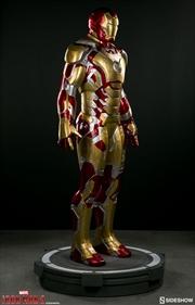 Iron Man - Iron Man Mark XLII LS Statue