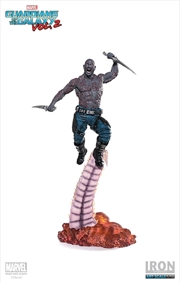 Guardians of the Galaxy: Vol. 2 - Drax 1:10 Scale Battle Diorama Statue