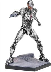 Justice League Movie - Cyborg 1:10 Scale Statue