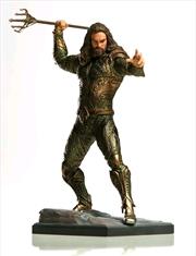 Justice League Movie - Aquaman 1:10 Scale Statue